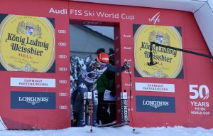 Ski World Cup 2016-2017.   Garmisch 20 January 2017 Photo (PierMarco Tacca Pentaphoto/Mateimage)