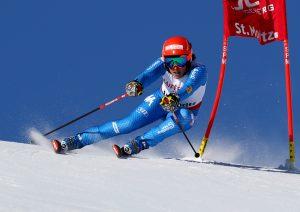 ALPINE SKI WORLD CHAMPIONSHIPS 2017,  St.Moritz 15-2-2017, Federica Brignone (Ita)  photo by: Pentaphoto/Mateimage Alessandro Trovati.