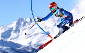 ALPINE SKI WORLD CHAMPIONSHIPS 2017,  St.Moritz 18-2-2017, Federica Brignone (Ita) photo by: Pentaphoto/Mateimage Alessandro Trovati.
