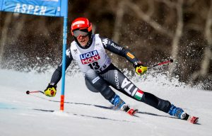 Ski World Cup 2016-2017 Aspen, USA, 16/3/2017. Federica Brignone (ITA), photo by Shin Tanaka/Pentaphoto-Mateimage