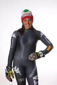 Fisi in Tour. Federica Brignone sci alpino  Bolzano 15 ottobre2016 foto Marco Trovati  (Pentaphoto- Mateimage)