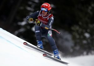 Ski World Cup 2016-2017. Federica Brignone (ITA) 