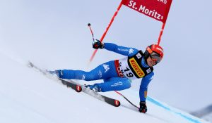 ALPINE SKI WORLD CHAMPIONSHIPS 2017,  St.Moritz 06-02-2017, Federica Brignone (Ita)  photo by: Pentaphoto/Mateimage Alessandro Trovati.