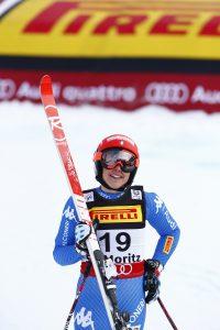 ALPINE SKI WORLD CHAMPIONSHIPS 2017, St.Moritz 07-02-2017, Federica Brignone (ITA) ,, Photo: Gio Auletta/Pentaphoto/Mateimage