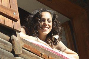 Federica Brignone .  La Salle 02 ottobre 2012