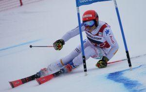 Ski World Cup 2018/2019, Courchevel (FRA), 21/12/2018, Federica Brignone (ITA)  , Photo: Gio Auletta / Pentaphoto