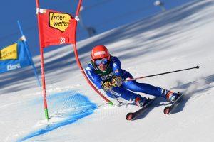 Ski World Cup 2017/2018, Lienz, (AUT), 29/12/2017, Federica Brignone  (ITA) by Pier Marco Tacca, Pentaphoto.