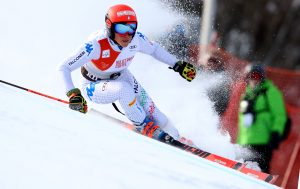 Ski World Cup 2018/2019.Federica Brignone (ITA).  Killington,Usa. 24/11/2018.  Photo:Pentaphoto/Alessandro Trovati.