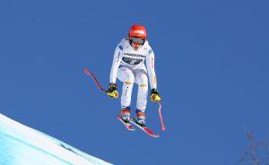 Ski World Cup 2018/2019Crans montana ,Switzerland  24/2/2019.Federica Brignone (Ita).   photo:Pentaphoto/Marco Trovati.