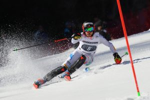 Fis Alpine  World Ski World Cup 20128- 2019.                                                                                                       Federica Brignone (ITA) . Crans Montana (SUI), 24 febbraio 2019 Photo: Marco Trovati/Pentaphoto